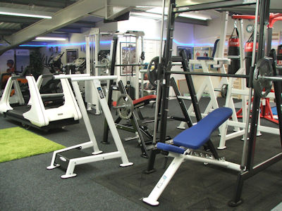 Gym Equipment Sales