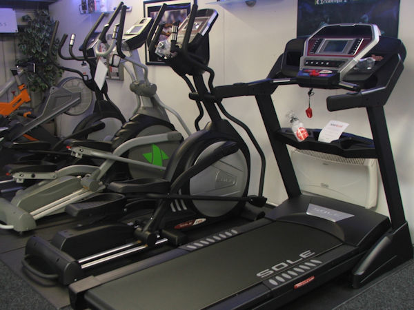 Gym Fitness and Equipment Sales
