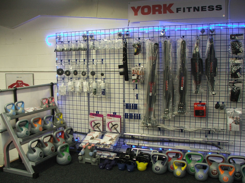 South Wales Agents for York Fitness