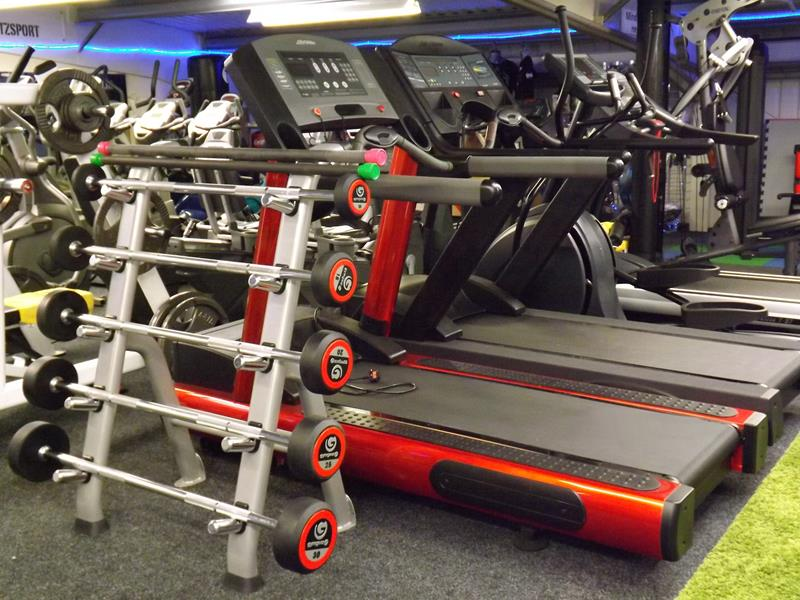 Refurbished Fitness Equipment